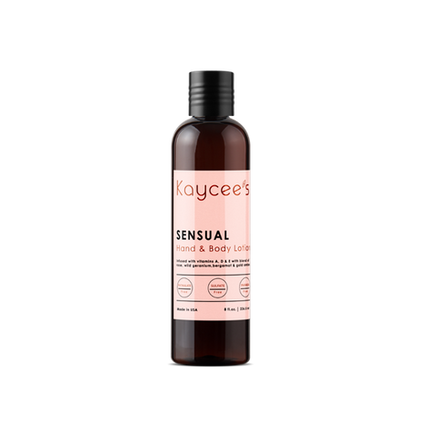 Hand & Body Lotion - Sensual