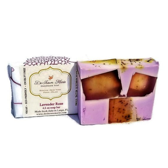 Lavender Rose Premium Soap