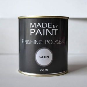 made by paint, function by design, finishing polyseal, finishing product, polyseal