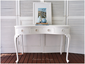 Function by design furniture painting white desk