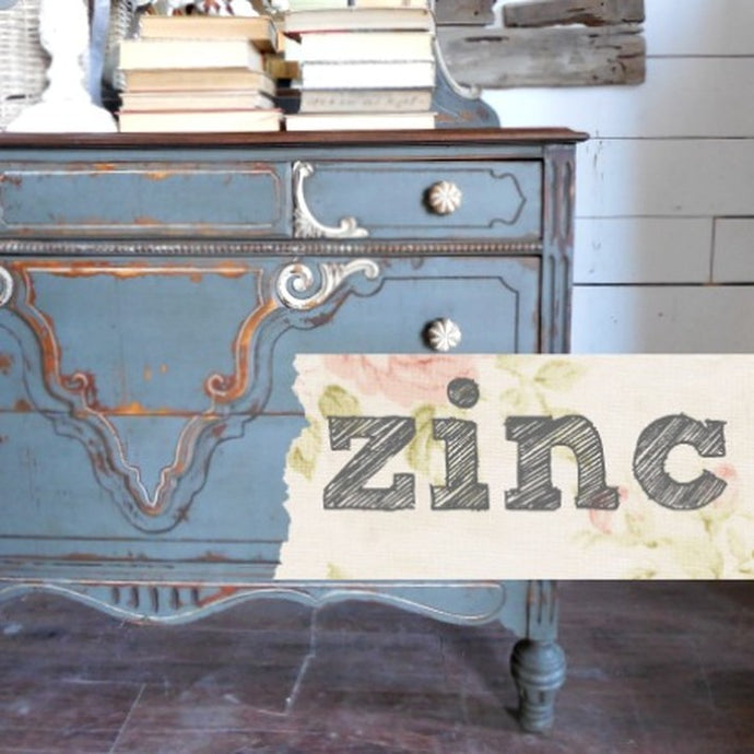 Sweet Pickins Milk Paint Zinc