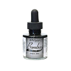 Dr. Ph. Martin's Bombay Black India Ink