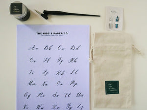 Basic Calligraphy Kit + GuideSheet