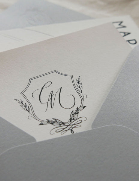 Bespoke Monogram Design