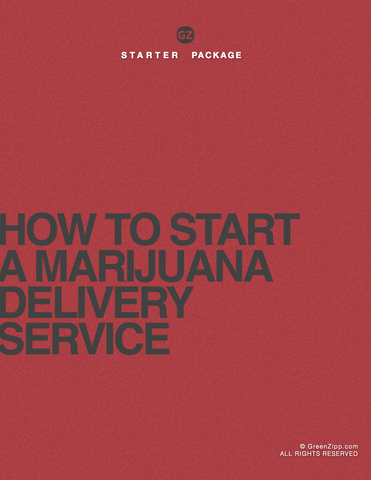 How To Start A Medical or Recreational Marijuana Delivery Service