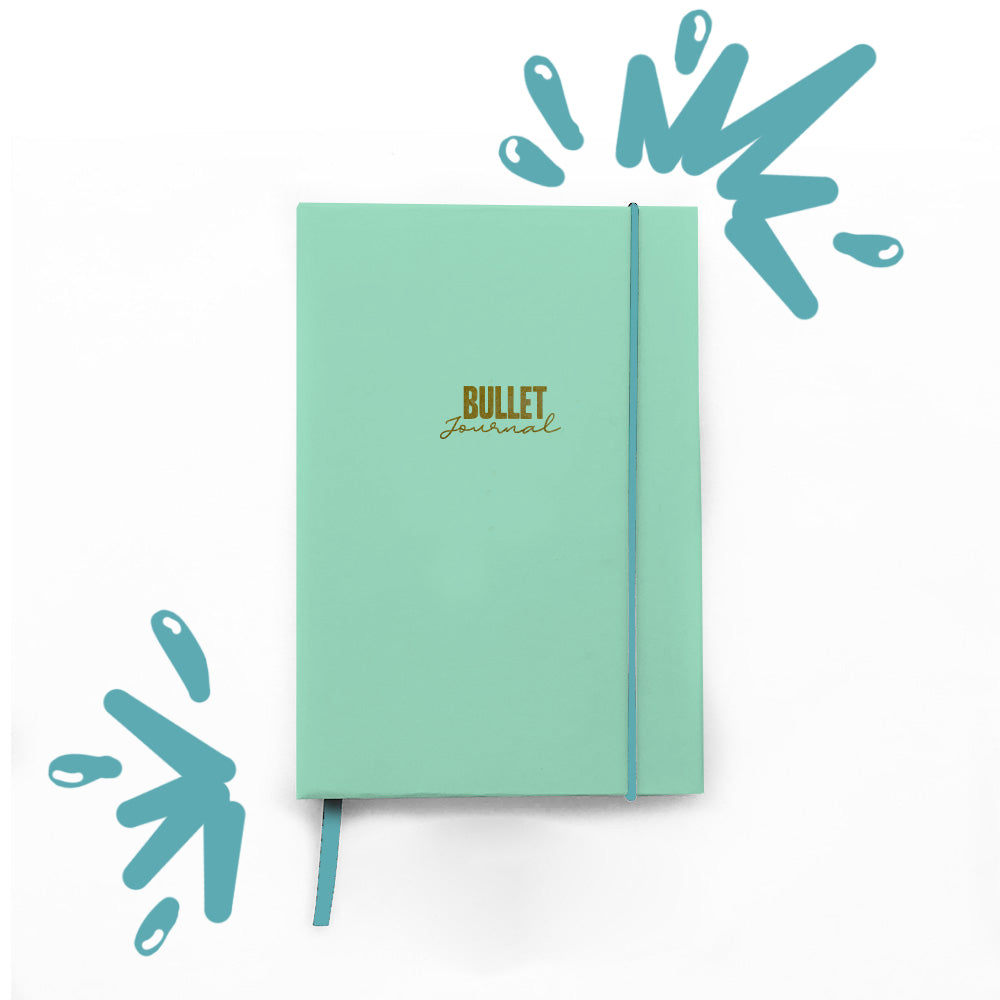 Bullet Journal Encuadernado Mint PREVENTA