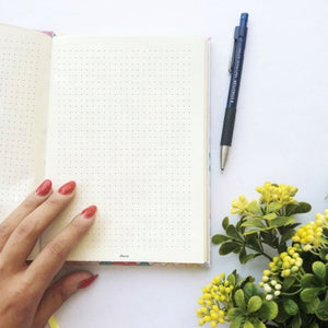 Bullet Journal Encuadernado Manos PREVENTA