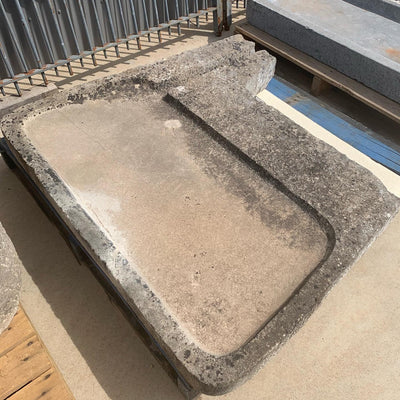 Antique French Limestone Sink