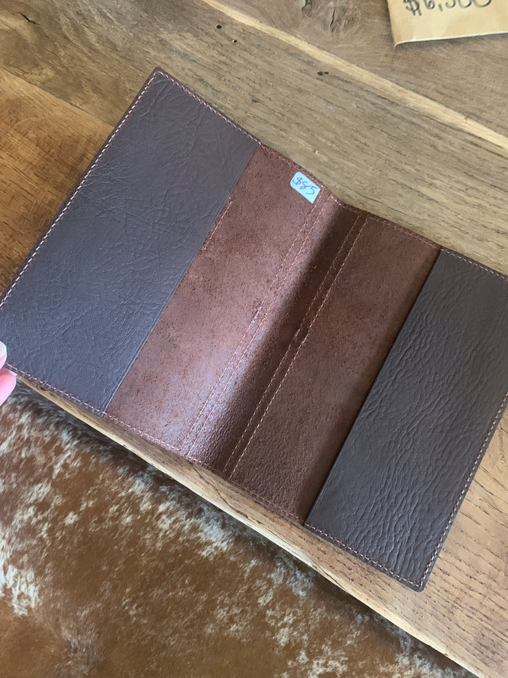 Leather A4 Diary Cover