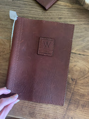 Leather A5 Diary Cover