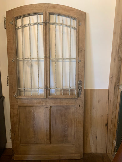 Belgian Oak Door