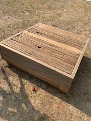 Recycled Ironbark Low Coffee Table