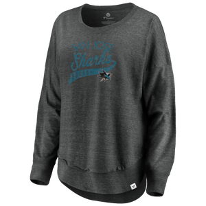 Women's Amaze Long Sleeve T-Gray