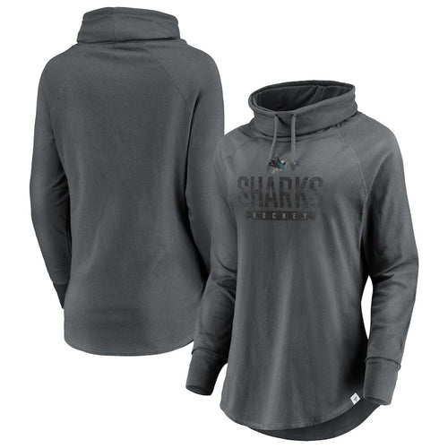Women's Fanatics Branded Pro HD-Gray