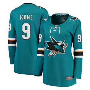 Women's Fanatics Kane Jersey-Home