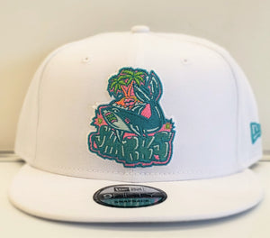 Graffiti Shark Snapback