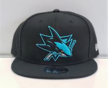 Load image into Gallery viewer, Stealth Logo Snapback-Blk