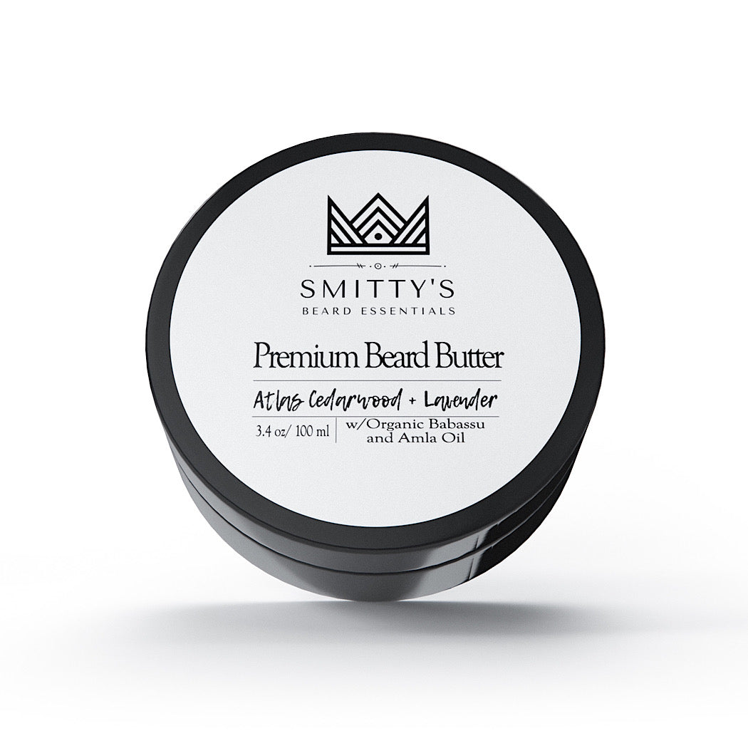Angie Watts x Smitty's All Natural Premium Beard Butter