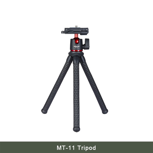 Mobile Tripod | Flexible Octopus for Smartphone and DSLR