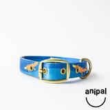 Piper the Platypus Dog Collar by Anipal
