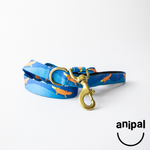 Piper the Platypus Dog Leash by Anipal