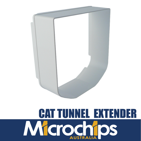 Cat Flap Tunnel Extender