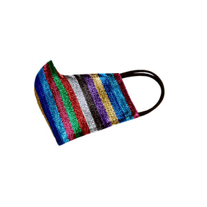 Face Mask - Rainbow Stripe