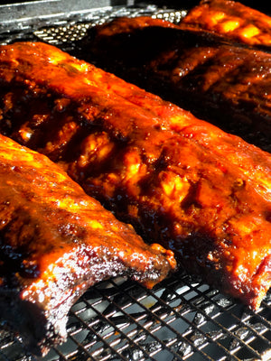 10 Tips For the Perfect Baby Back Ribs - Pickin' N Grillin