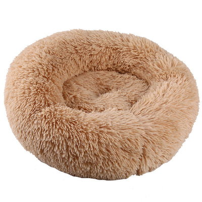 Cat/ Small Dog Plush Donuts Beds