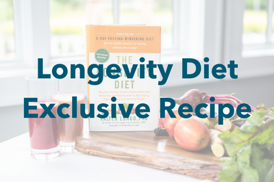 Longevity Diet Exclusive Lunch Recipes