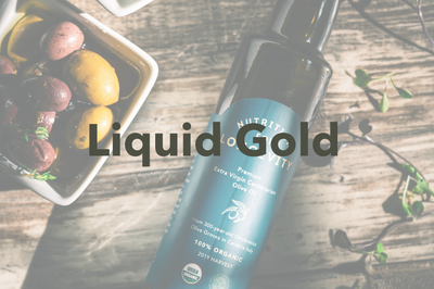 Strike it Rich With Liquid Gold