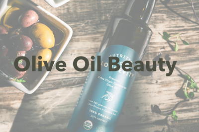 Top 5 Olive Oil Beauty Tips