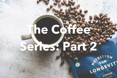 Coffee Part II: The Truth About Coffee