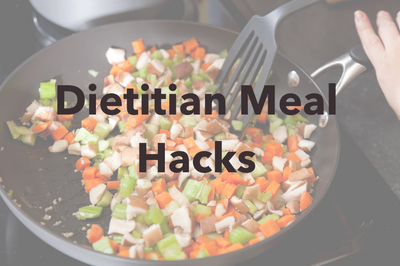 Dietitian Meal Hacks: Repurpose Your Veggies