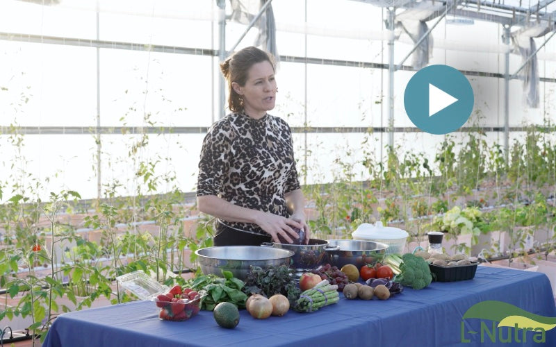 How to effectively wash your produce video