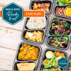 Heat & Serve - 5 Day Meal Plan - Vegan