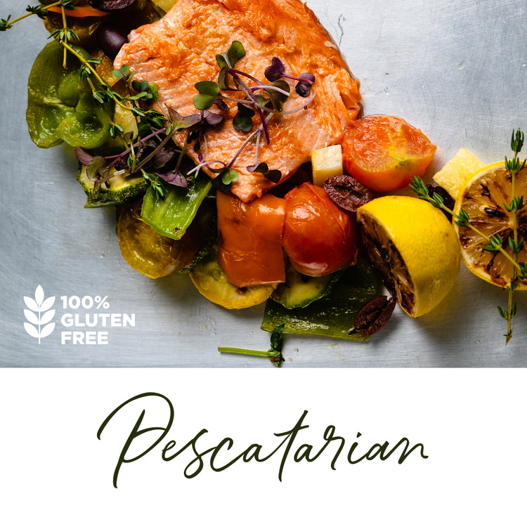 Pescatarian 2000 Calorie 3 Day Trial Box