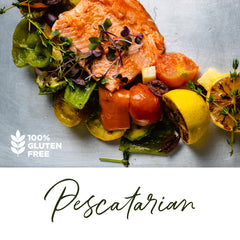 Pescatarian 1600 Calorie 3 Day Trial Box