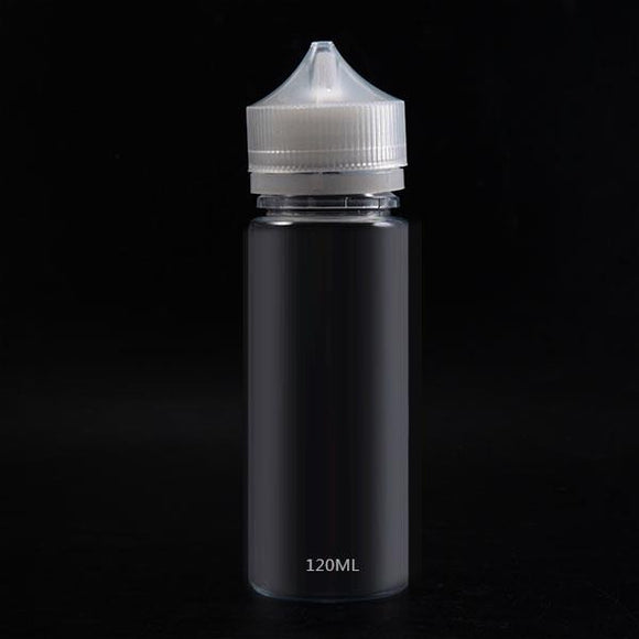 EMPTY PLASTIC BOTTLE 120ML