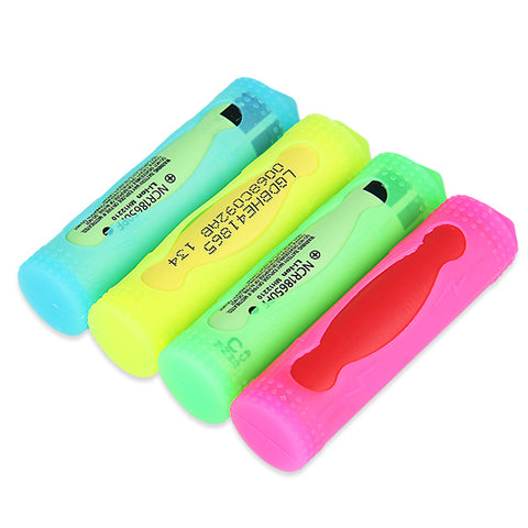 GENERIC 18650 SILICONE BATTERY CASE
