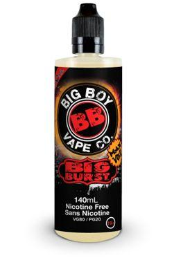 BIG BURST</p>Nordic Berries 140ML
