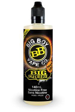 BIG SQUEEZE</p>Mango & Kiwi 140ML