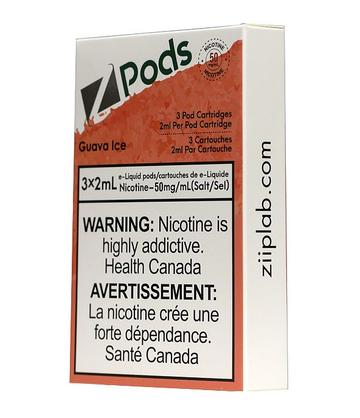 Z PODS </P> GUAVA ICE