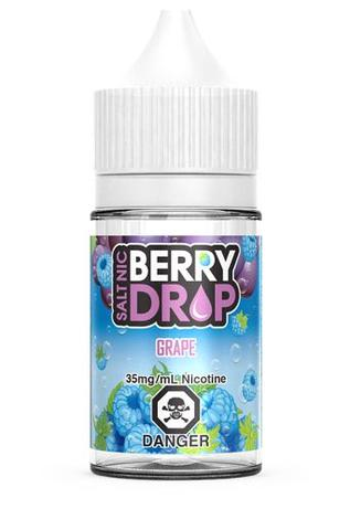 GRAPE </br> SALTS </P>Blue Raspberry