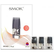 SMOK INFINIX 2 REPLACEMENT POD 2ML