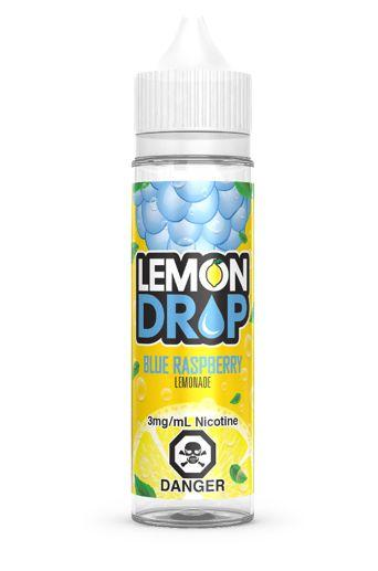 BLUE RASP</P>Lemon