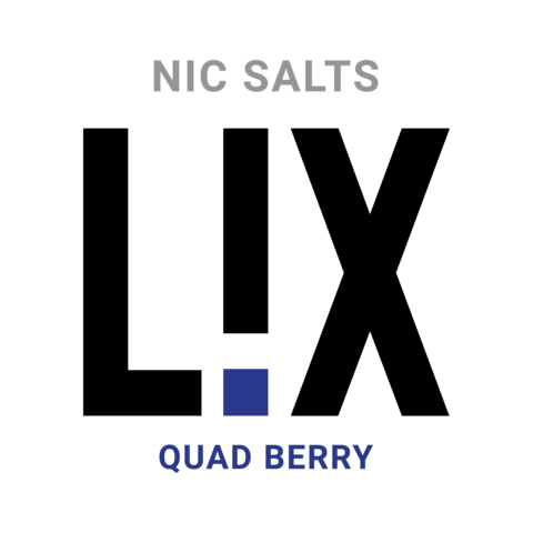QUAD BERRY SALTS </P>CurrantBlueBlackRasp
