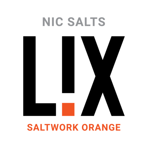 SALTWORK ORANGE (BLOOD ORANGE MANGO) 30ML