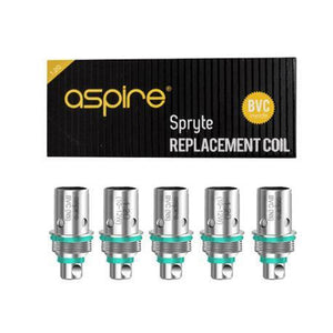 ASPIRE</P>SPRYTE  BVC COIL HEAD