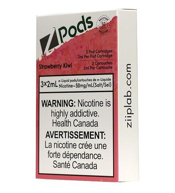 Z PODS </P> STRAWBERRY KIWI